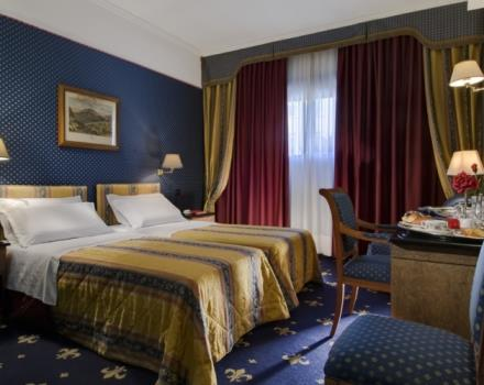 Visit Rome and stay at the Best Western Hotel Rivoli