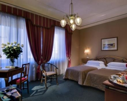 Looking for hospitality and top services for your stay in Rome? Choose Best Western Hotel Rivoli