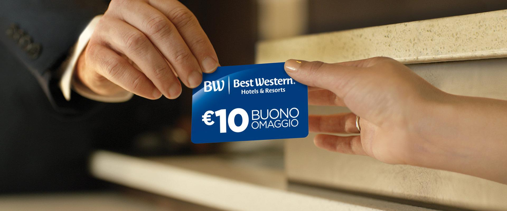 Vinci tante travel card con la Winter Promotion di Best Western