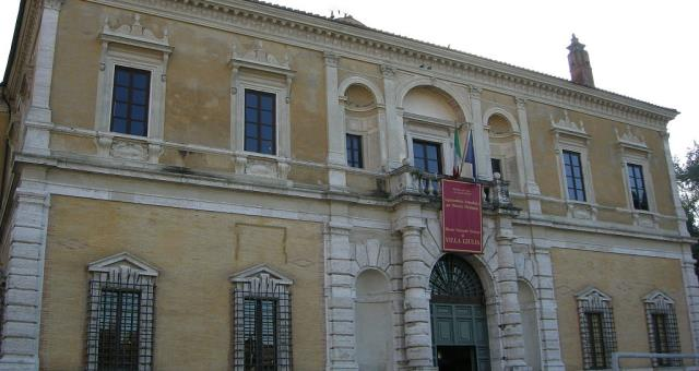 Villa Giulia is today the most representative Museum of the Etruscan civilization in Rome. Find out with the advice of the Best Western Hotel Rivoli.